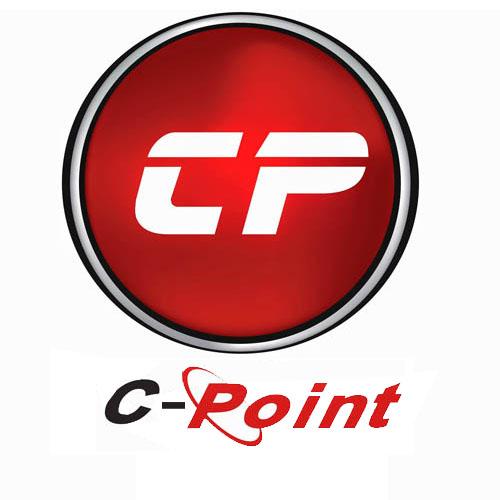C-Point Computer Logo