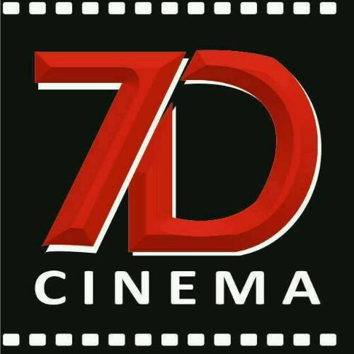 7D CINEMA Logo