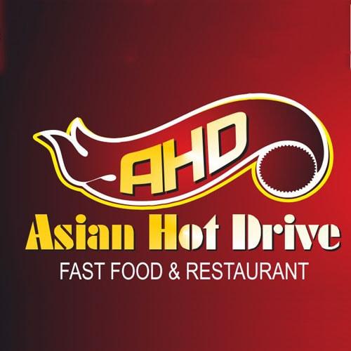 Asian Hot Drive Logo