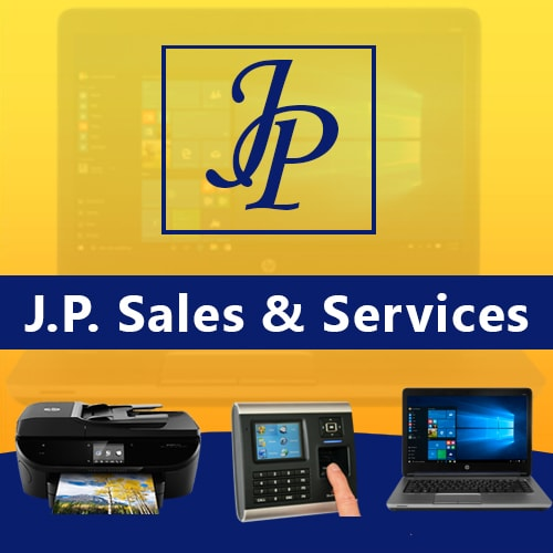 J.P. Sales & Services Logo