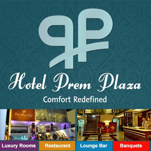 Prem Plaza Hotel And Restaurant