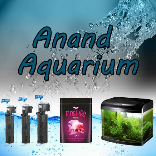 Anand Aquarium Co Logo