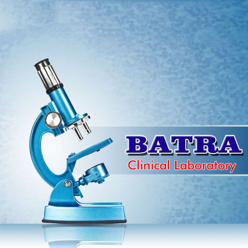 Batra Clinical Laboratory Logo
