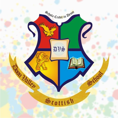 Doon Valley Scottish School Logo