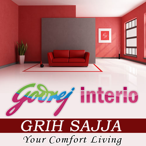 Grih Sajja Godrej Interio Furniture Shops Karnal Haryana