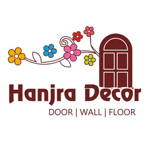 Hanjra Decor Logo