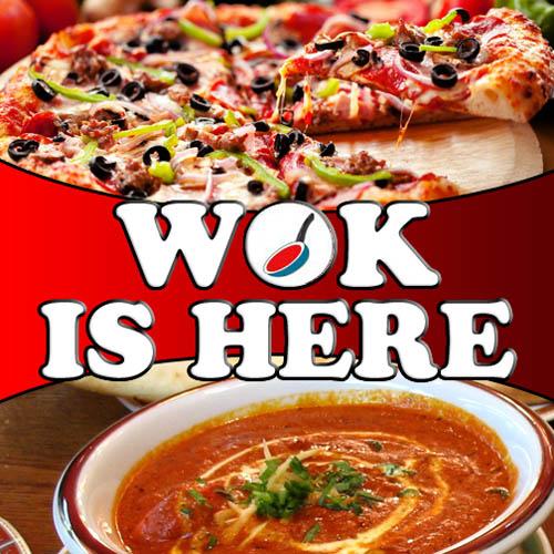Wok Is Here