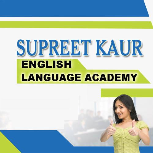 Supreet Kaur English Language Academy