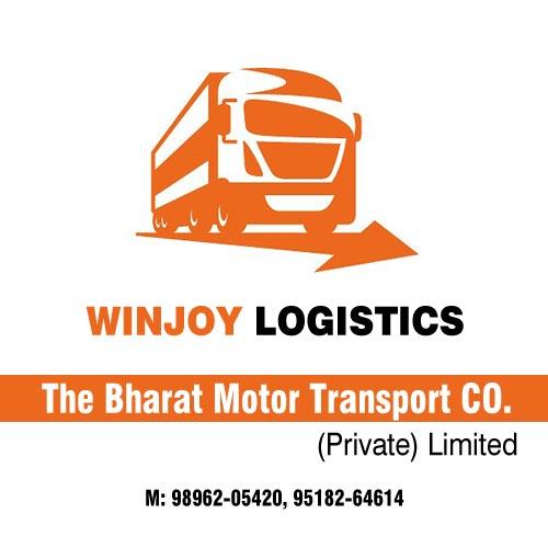Winjoy Logistics Bharat Motor Transport