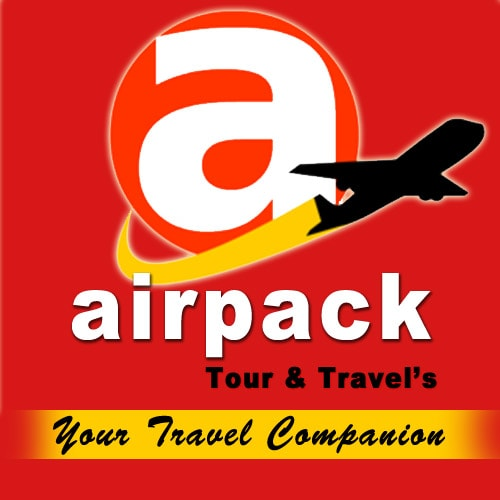 Airpack Tour & Travel Logo