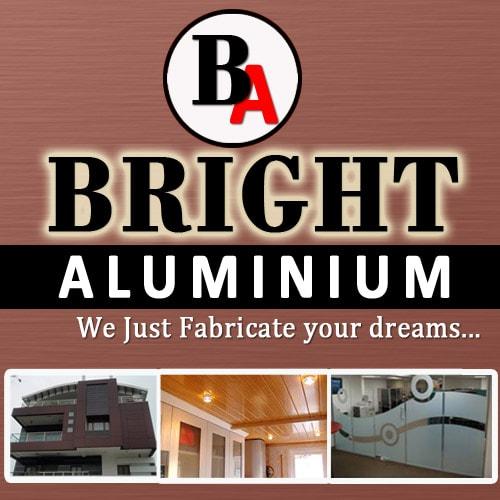 Bright Aluminium