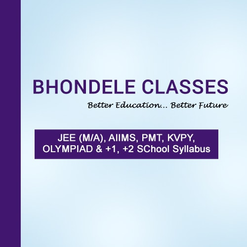 Arvind Bhondele Chemistry Classes