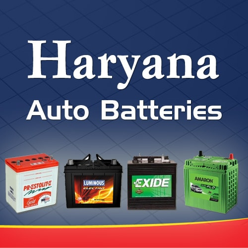 Haryana Auto Batteries