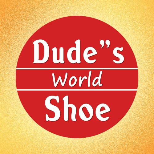 "Dude""s World Logo"