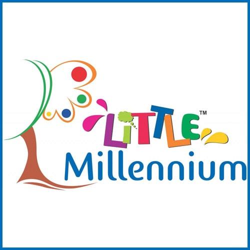 Little Millennium Logo