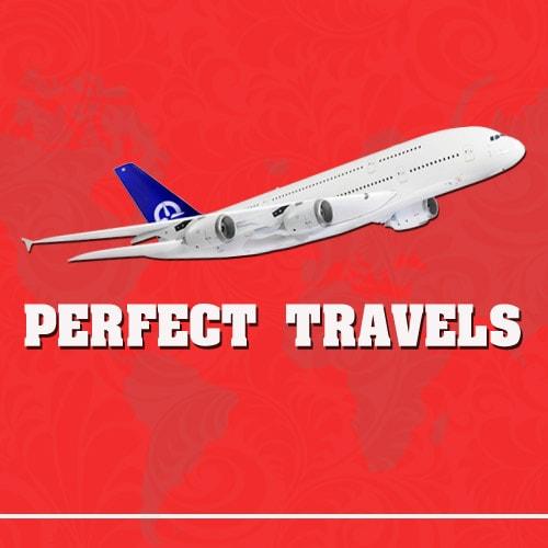 Perfect Travels Logo