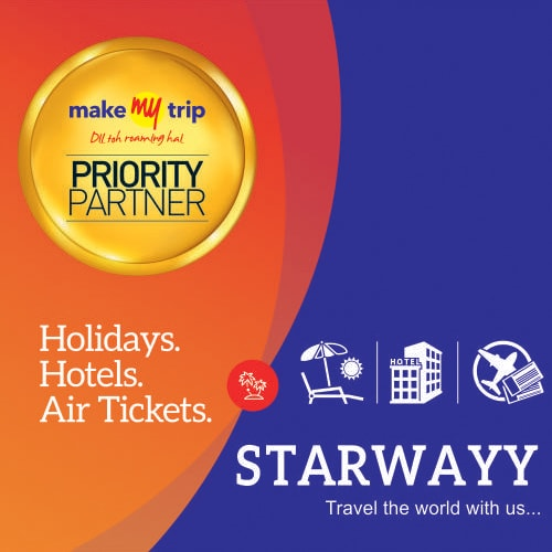 Starwayy – Travel The World With Us Logo