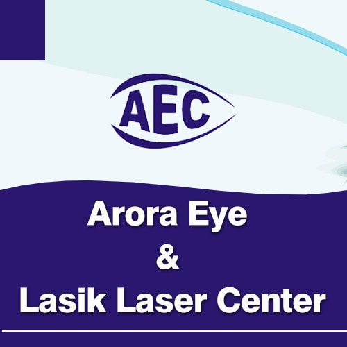 Arora Eye & Lasik Laser Center Logo