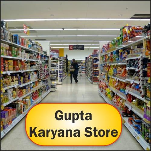Gupta Kriyana Store