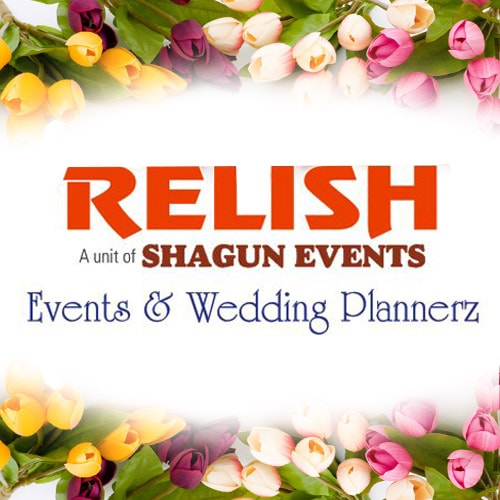 Relish – A Unit of Shagun Events