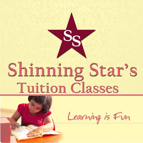 Shining Stars Tuition Classes Logo