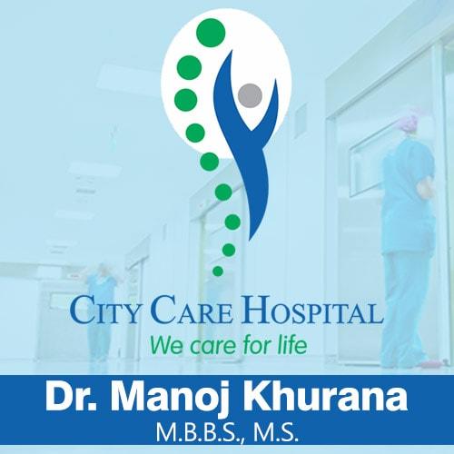 Dr Manoj Khurana