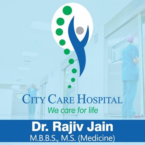 Dr Rajiv Jain