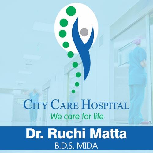 Dr Ruchi Matta (Director)