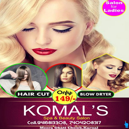 Komal's Spa & Beauty Salon