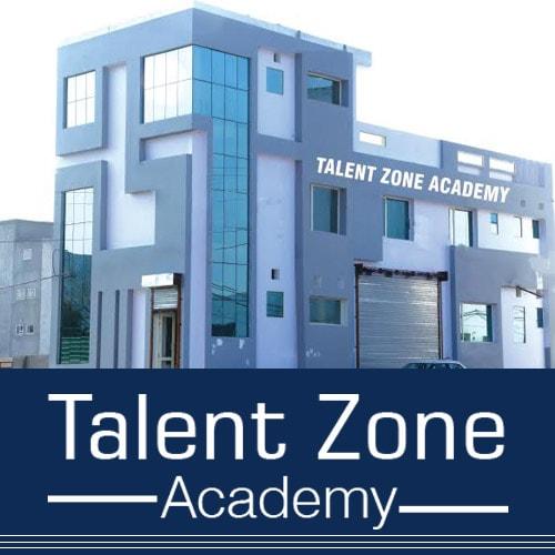 Talent Zone Academy Logo