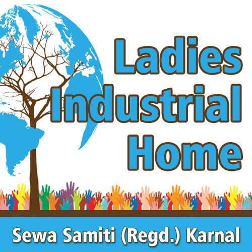 Ladies Industrial Home Logo