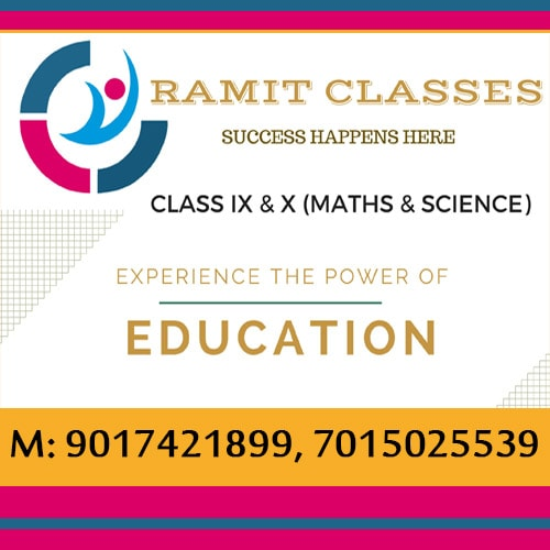 Ramit Classes