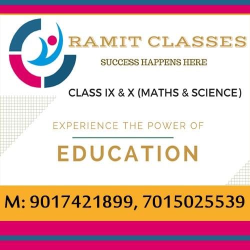 Ramit Classes