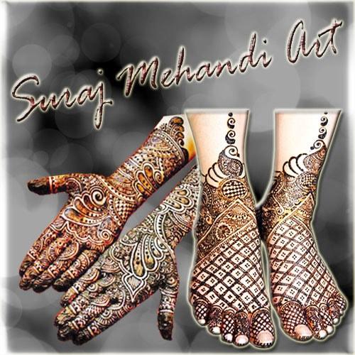 Suraj Mehandi Art