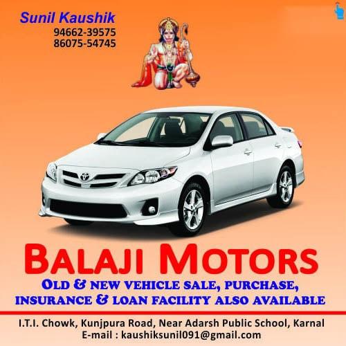 Bala Ji Motors