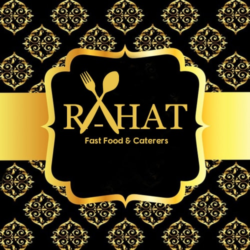 Rahat Fast Food & Caterers Logo