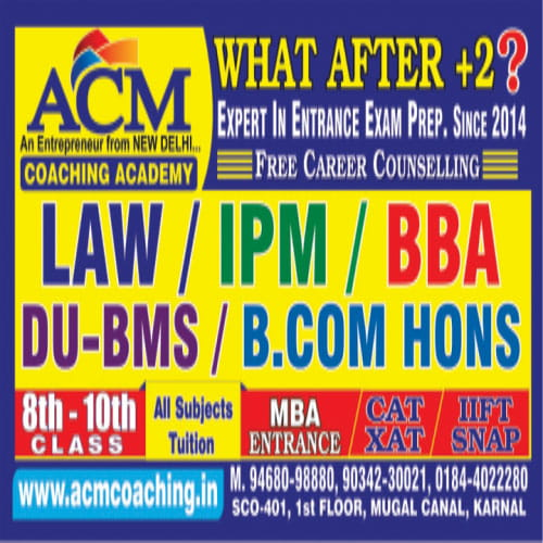 ACM Coaching Academy