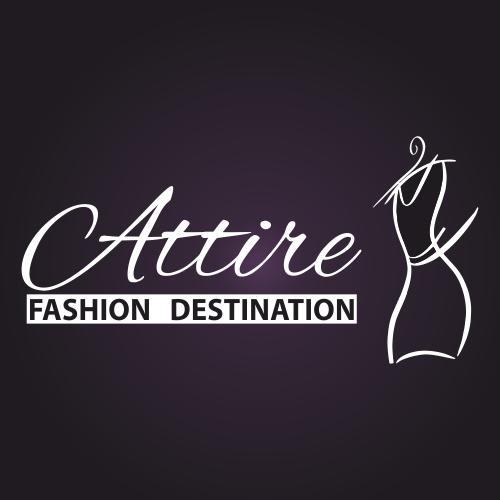 Attire Designer Wear Logo