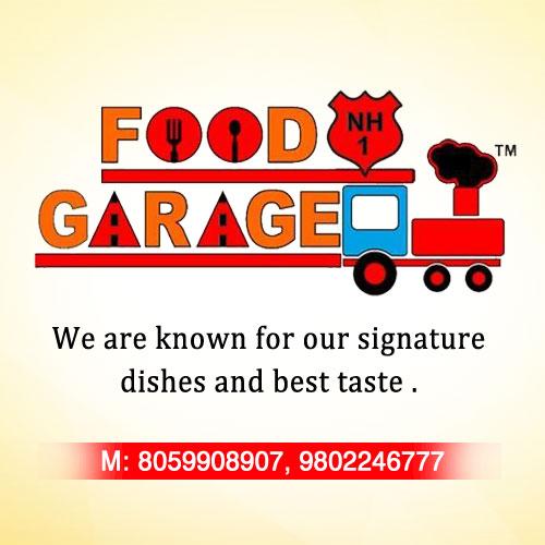 Food Garage Logo