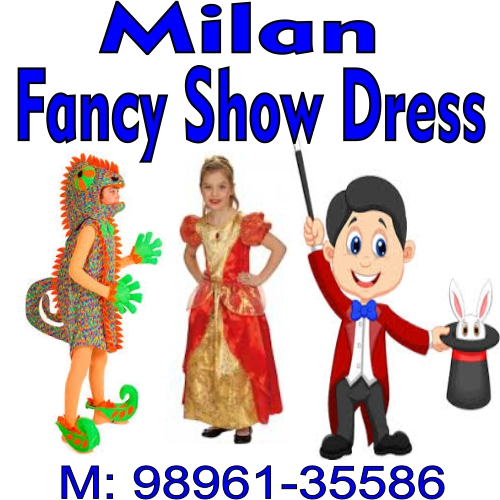 Milan Fancy Shows Dresses