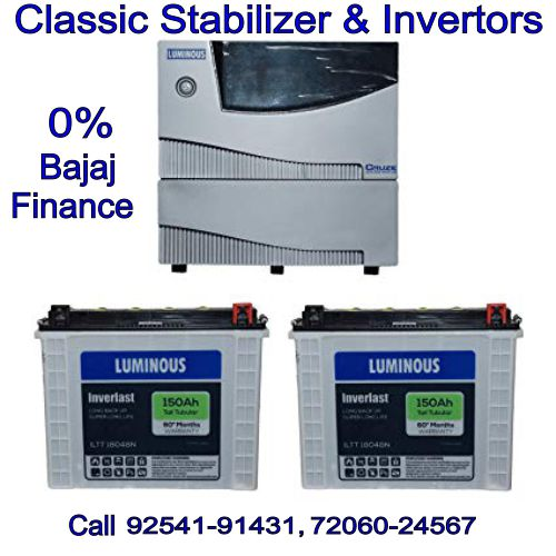 Classic Stabilizer & Invertors