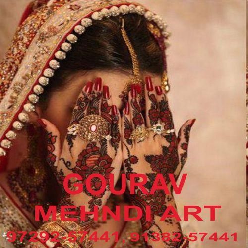 Gourav Mehandi Art