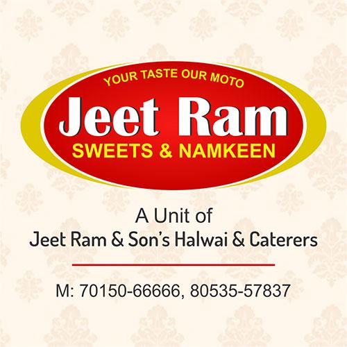Jeet Ram Sweets Namkeen & Restaurant