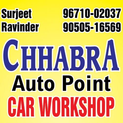 Chhabra Auto Point Logo