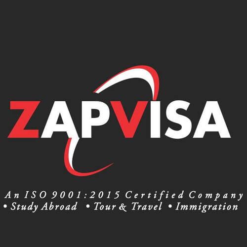 ZapVisa Consultant PVT. LTD. Logo
